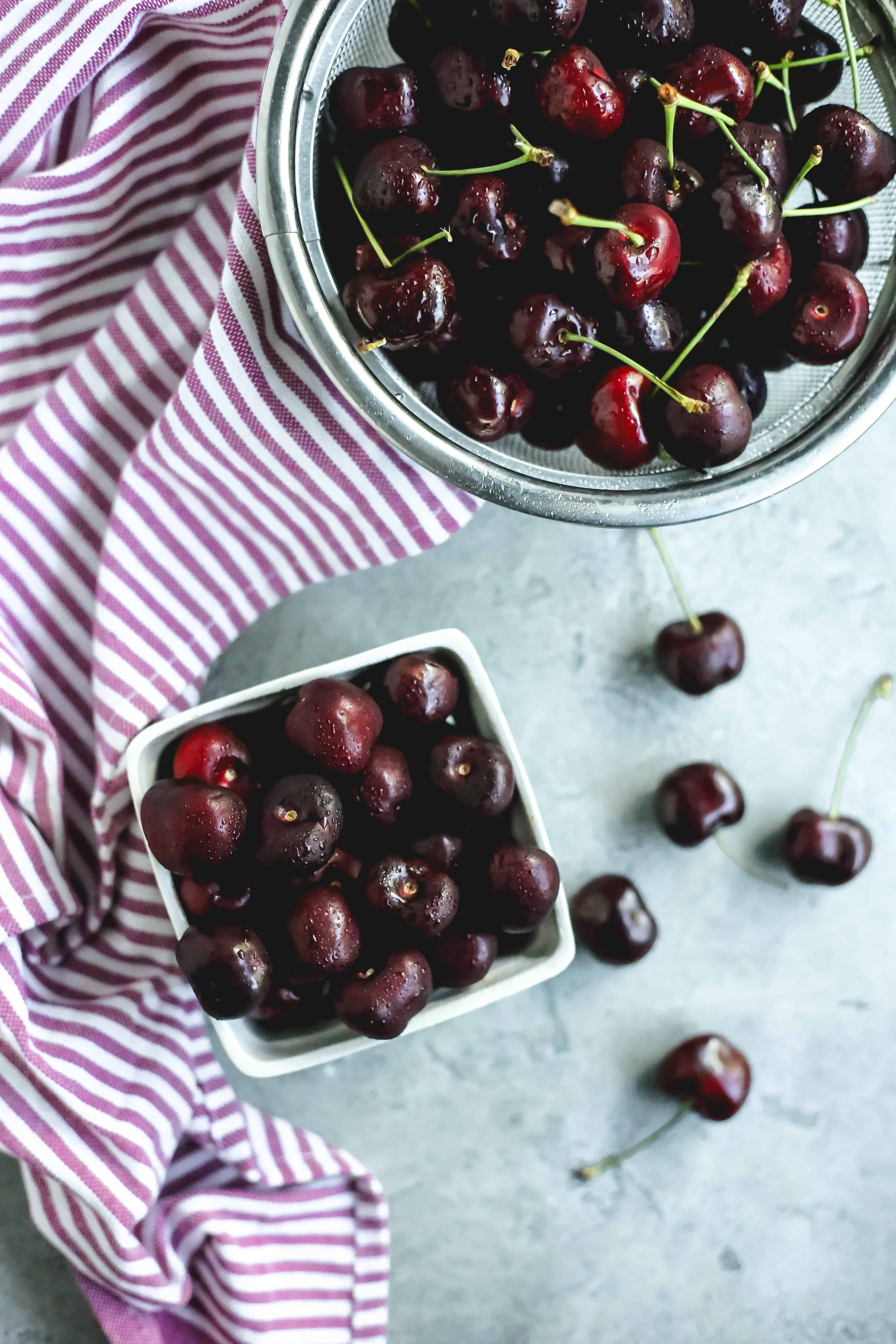 Sweet Cherries are the Summertime Snack You Never Knew You